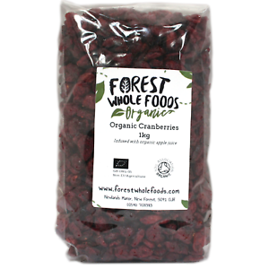 Forest-Whole-Foods-Organic-Dried-Cranberries-Free-UK-Delivery