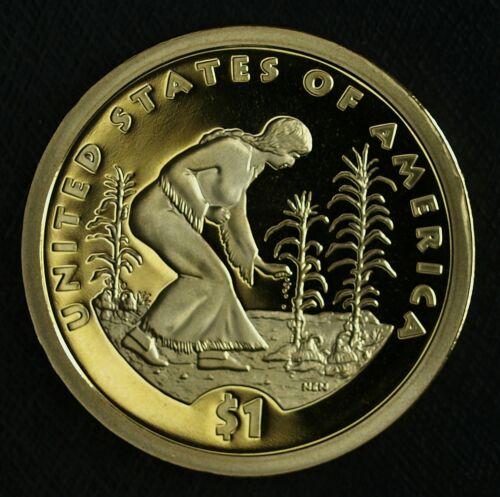 2009-S Proof Native American Sacagawea Dollar ☆☆ Great Set Filler ☆☆