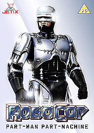 1 of 1 - Robocop - Part Man, Part Machine (DVD, 2007)