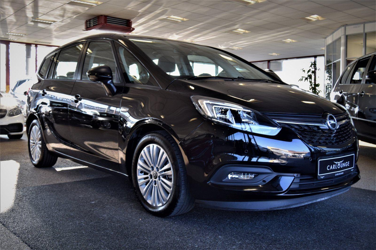 Opel Zafira Tourer 1,4 T 140 Family 5d