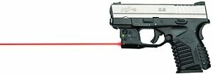 Viridian Reactor 5 - Red Laser Sight Pistol Handgun, for Springfield XDS