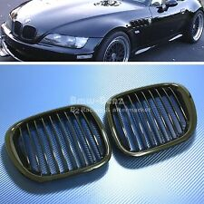 1996-02 BMW Z3 Front Grille Z-Series Front Hood Kidney Grille Grill Gloss Black