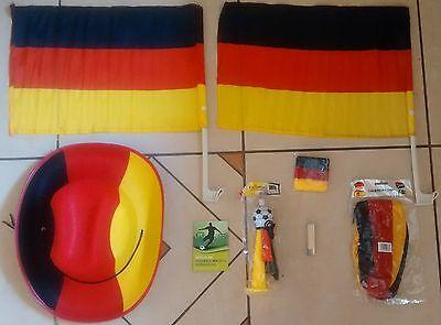 Deutschland FANARTIKEL Sitzkissen Mehrzweckkissen Comfy PadWM EM Fußball