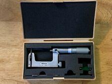 Mitutoyo 117 108 1 2 Uni Mike Multi Anvil Micrometer