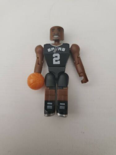 Kawhi Leonard San Antonio Spurs Mini Figure NBA Series 2 construction C3-NEUF