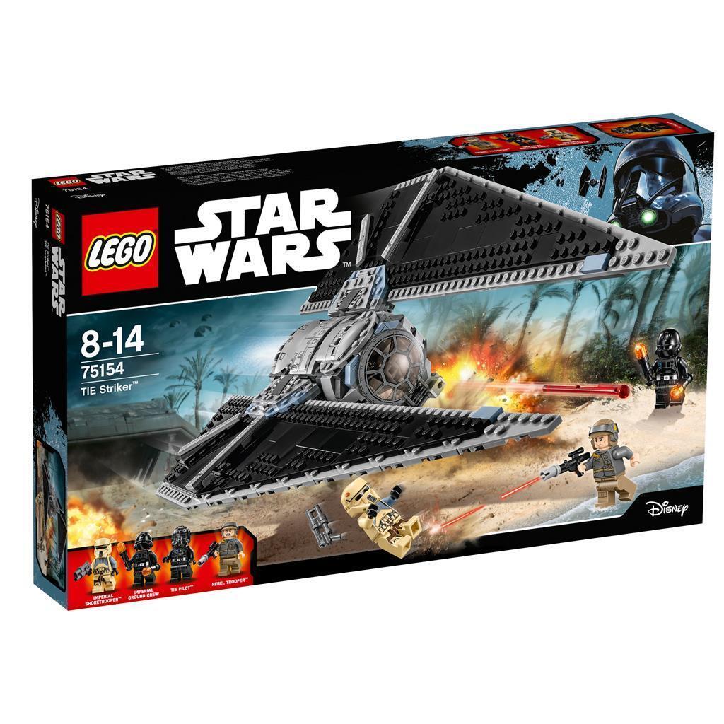 LEGO Set 75154 / Star Wars Tie Striker