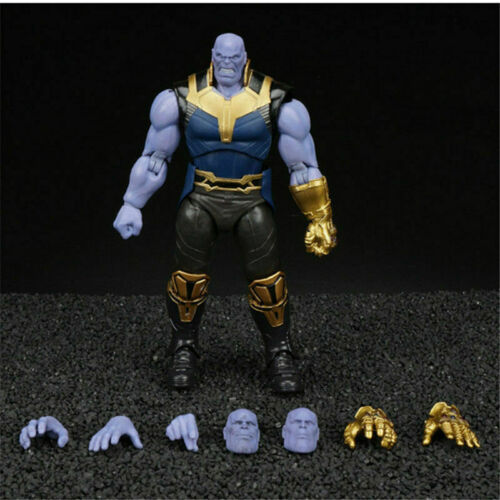 6/'/' S.H.Figuarts Thanos Figure Avengers Infinity War Collection Toy New in Box