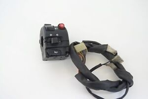 2005-YAMAHA-YZF-R6-LEFT-HAND-SIDE-SWITCHES-GEAR