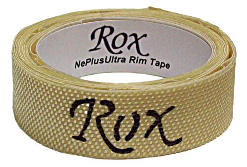 ROX NePlusUltra Aramid Rim Tape 17mm width 700c length One Strip