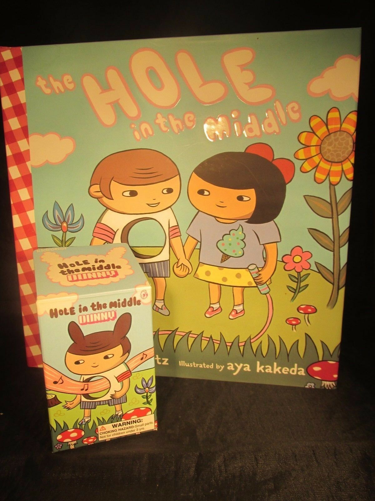 Kidrobot  Hole in the Middle  3