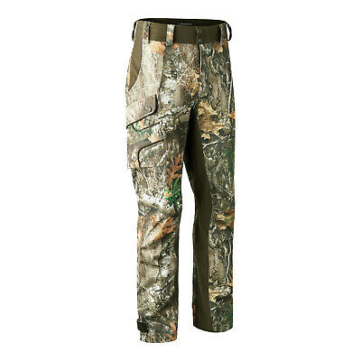 Realtree Edge Camo Deerhunter Muflon Trousers Shooting// Fishing