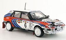 Lancia Delta HF Integrale 16V #6 Martini Rallye WM Kenia 1991- 1:18 Sunstar 3118