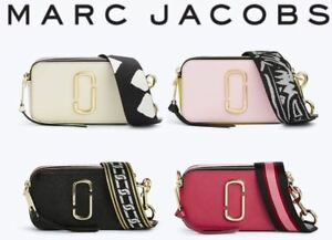853928525d1f MARC JACOBS Snap Shot Camera Bag M0014146 with Free Gift Free ...