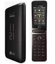 LG Exalt 2 II VN370 - Black (Verizon) Flip Cellular Cell Phone (Page Plus)VN-370