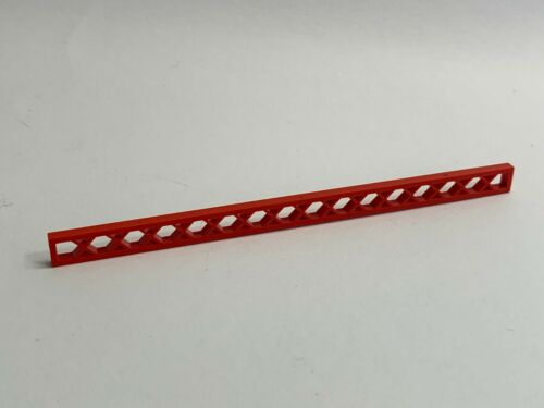 Lego ® Town Classic Railway 12V MAST LATTICE SIGNAL MAST 4168 in Red from 6335