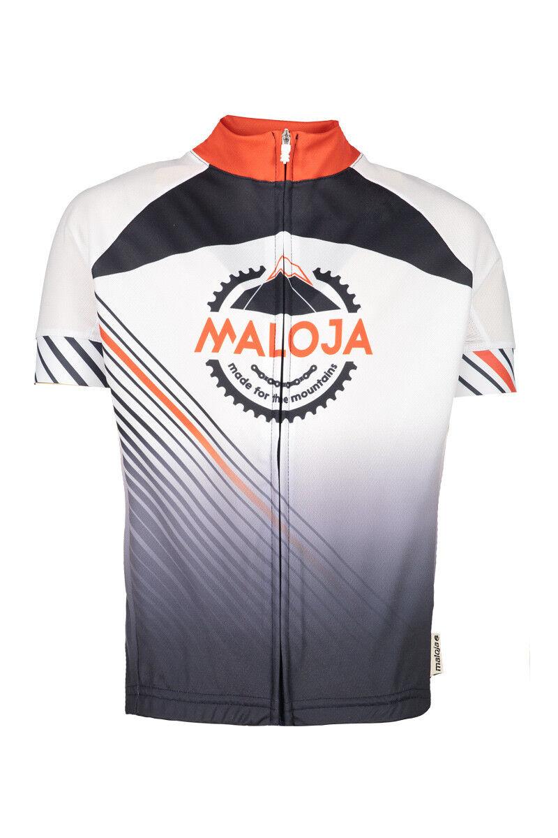 Maloja CYCLING SHIRT nicolab. BLU SCURO TRASPIRANTE ANTIBATTERICO