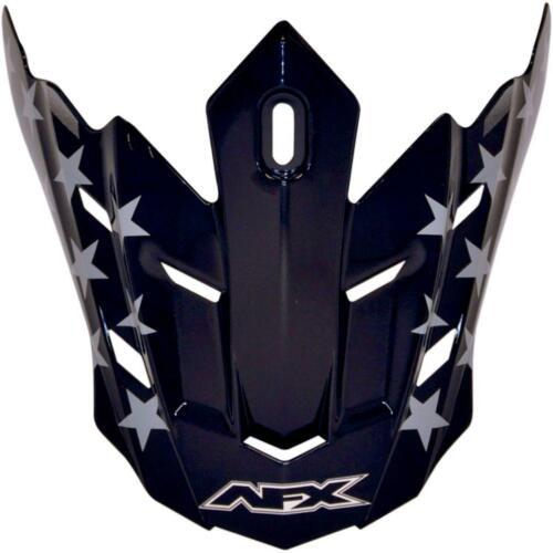 AFX Helmet Peak for FX-17Y #