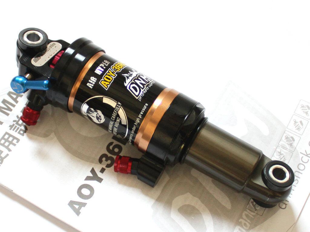DNM AOY-36RC Amortiguador De aire  XC   Trail 4-sistema Amortiguación