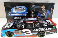 Austin Dillon 2013 Advocare Champion Nationwide Series 1/24 Action
