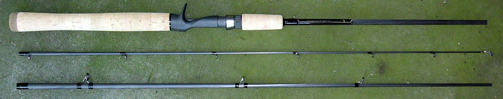 Custom Bespoke Multi-Piece Freshwater Travel Casting Fishing Rods MADE TO ORDER