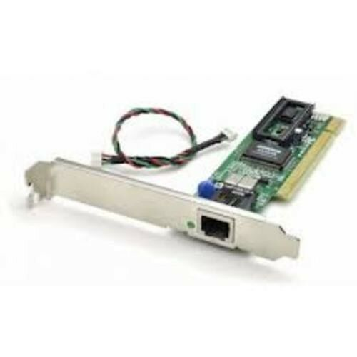 Zonet GEN3200W 10//100 Mbps Fast Ethernet PCI Adapter w Wake on LAN LED Cable