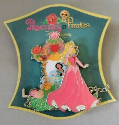 Pins Princess Day Jasmine Disneyland Paris Limited Edition 500