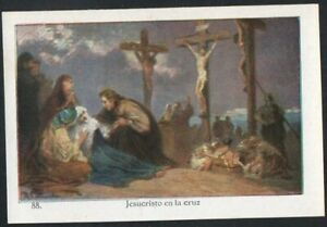 Image pieuse ancianne de Jesus andachtsbild santino holy card estampa g59YIlyO-09085602-131804336