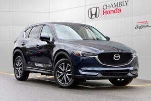 2017 Mazda CX-5 GT*AWD*CUIR*NAV*CAMERA
