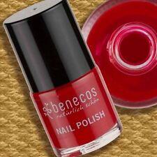 Benecos Nail Polish Vintage Red 9ml Nagellack formaldehyd- toluol- phthalatfrei
