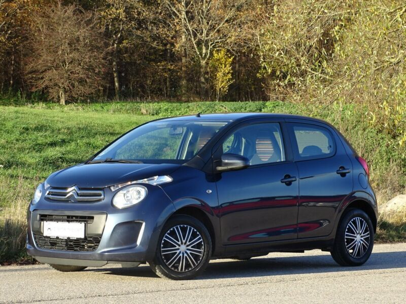Citroën C1 1,0i Exclusive