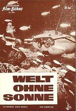 IFB 6962 | WELT OHNE SONNE | Dokumentarfilm | Jacques-Yves Cousteau | Topzustand