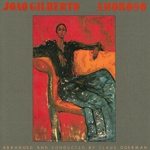 Amoroso - Joao Gilberto (2016, CD NEW)