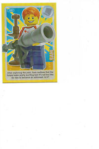 048 Incredible Inventions Create The World Card Lego Genie Girl