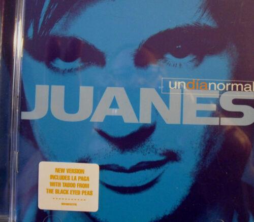 """1 von 1 - JUANES """"UN DIA NORMAL"""" CD"""