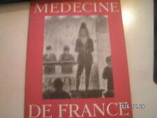 **d Medecine de France n°232 Bataille de l'eau Douce / Le système de Seurat