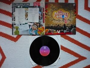 The-Muppets-The-Muppet-Show-2-Vinyl-UK-1978-Pye-A2-B3-Matrix-LP-Children-039-s-TV