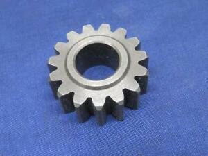 Yamaha-NOS-437-17121-01-2nd-Pinion-Gear-DT-RT-MX-RS-Y558
