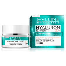 Eveline Bio Hyaluron 4D Ultra Moisturising Day&Night Face Cream 30+  50ml