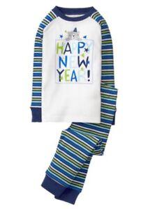 NWT Gymboree Boys Gymmies Christmas Pajama SET 12 18 24M 4 Holiday
