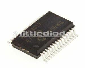 Microchip-MCP23017-E-SS-16-Channel-I-O-Expander-1-7MHz-I2C-28-Pin-SSOP