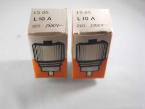 Leitungsschutzschalter-220-380-V-Ausloesestrom-10-A-Typ-ELS-10-2-Stueck