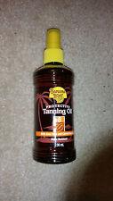 Banana Boat Protective Tanning Tan Oil - SPF 8 - Carrots Extract Bronze  236 ml