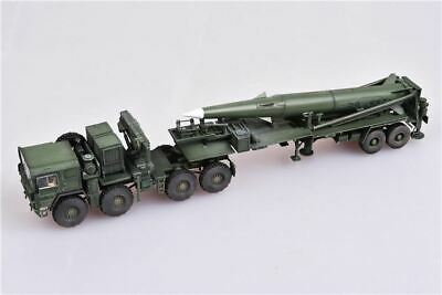 ModelCollectUA72166 1//72 USA M983 HEMTT TRACTOR WITH PERSHING II MISSILE ERECTOR
