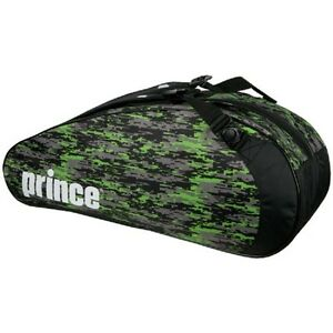 Image Is Loading Brand New Prince Team 6 Pack Tennis Bag
