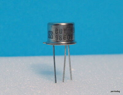 LM108 LM108H SGS Thomson NOS 1pcs operational amplifiers LM208 LM308