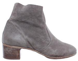 Grey Shoes Oliver femmes 4d Suede Nouveau 38903 Vintage Moma pour Bottines 9Ie2bYDHWE