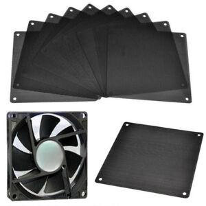 PCI Slot Cover 10P Computer PC Cooler Fan Filter Silver Dustproof Case Cover
