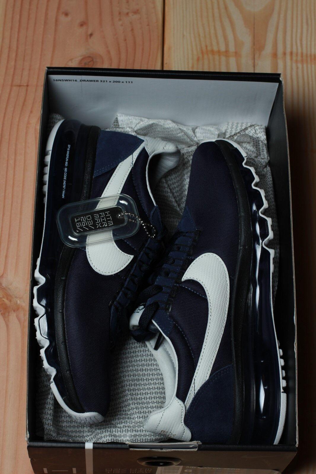 Nike air max: zero hiroshi fujiwara / air max giorno bianco sz 6