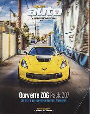 SPORT AUTO n°651 04/2016 EDITION COLLECTOR BMW M2 LOTUS EVORA 400 ALPINE A121