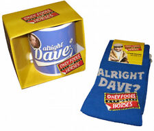 Only Fools and Horses Trigger Alright Dave Official MUG & SOCK Set Gift Idea